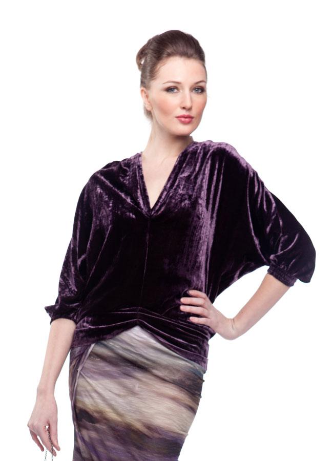 Блузка Из Бархата В Самаре